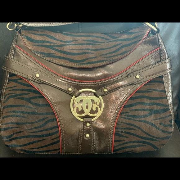Sharif tiger purse